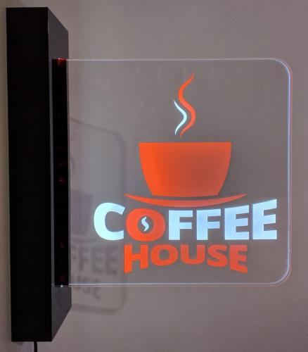 Dual Color LED Sign